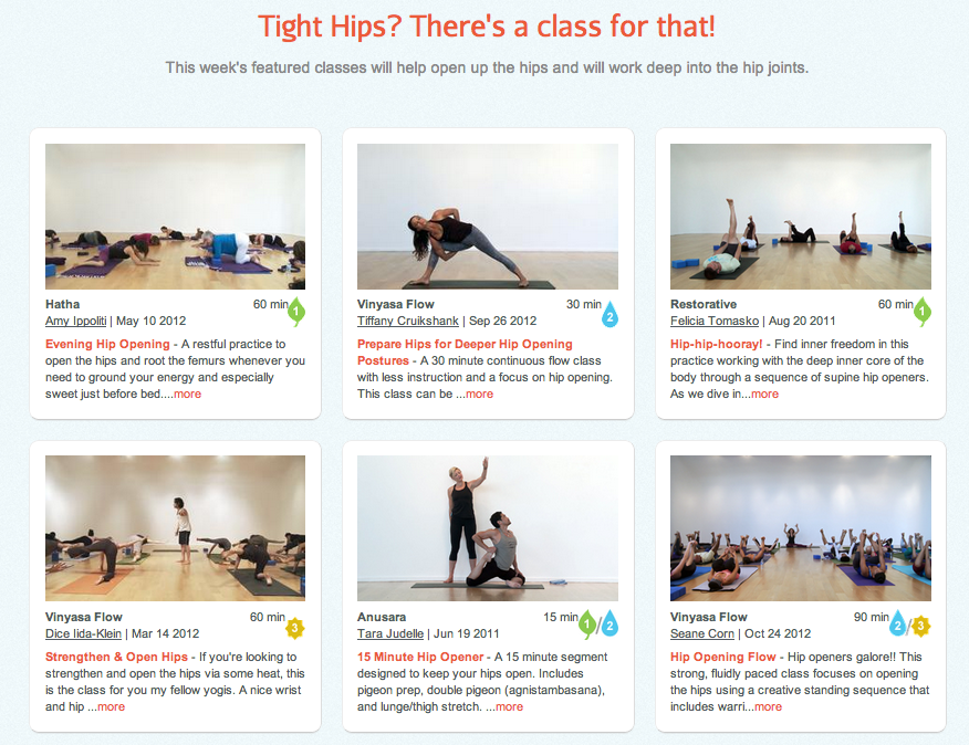 Yoga For Tight Hips Glo Blog