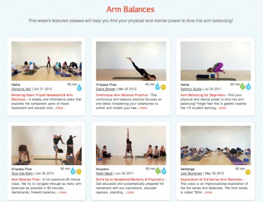 master arm balances
