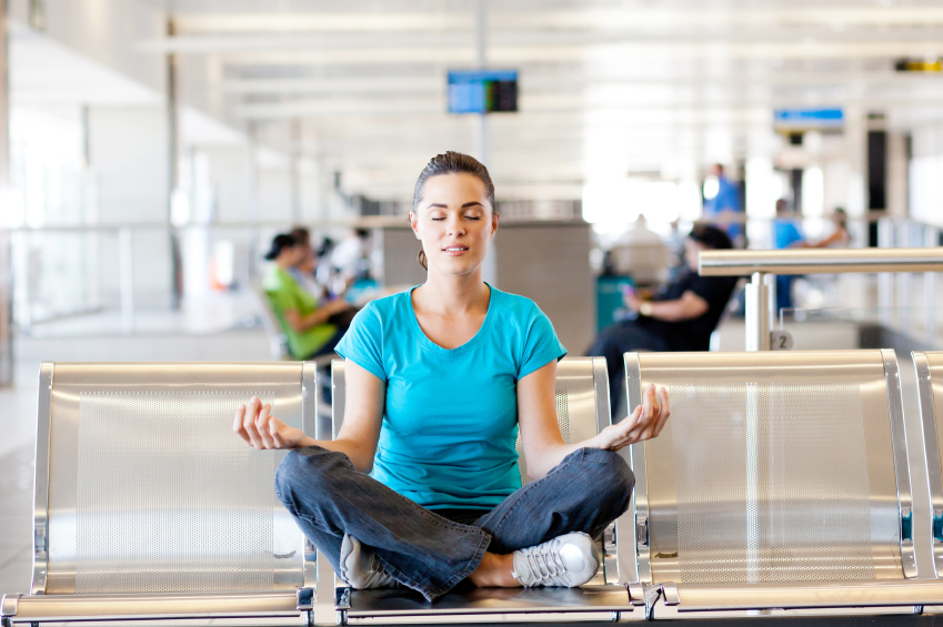 Yoga for Travel during the holidays