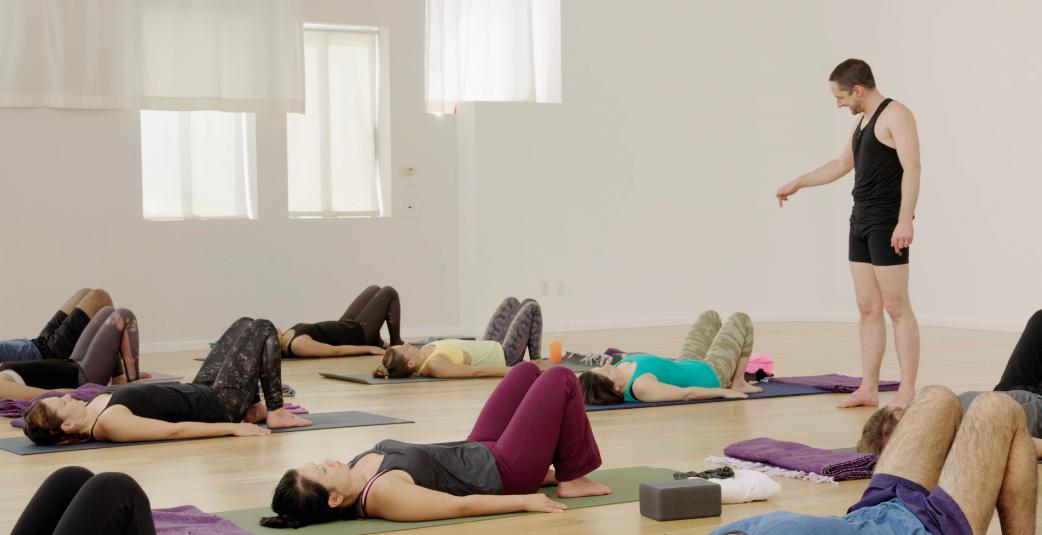 yoga tutorials