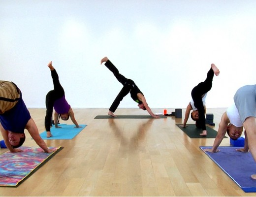 Yoga classes to spice up your practice