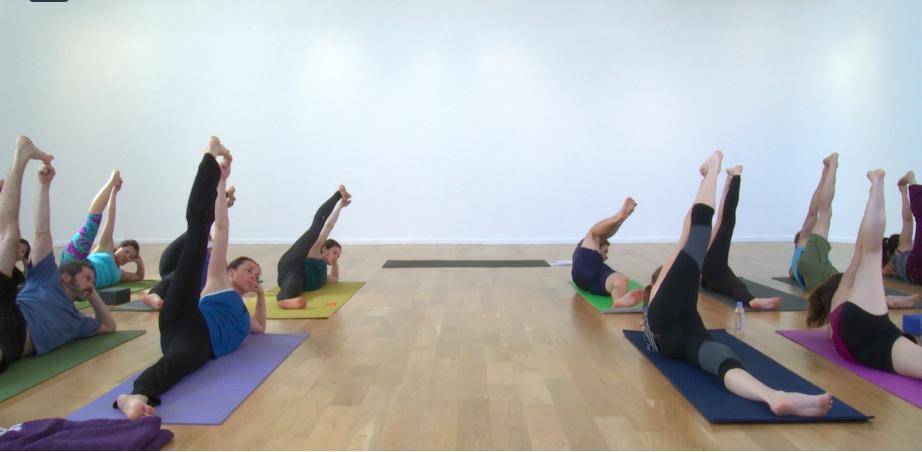 6 yoga classes to improve alignment
