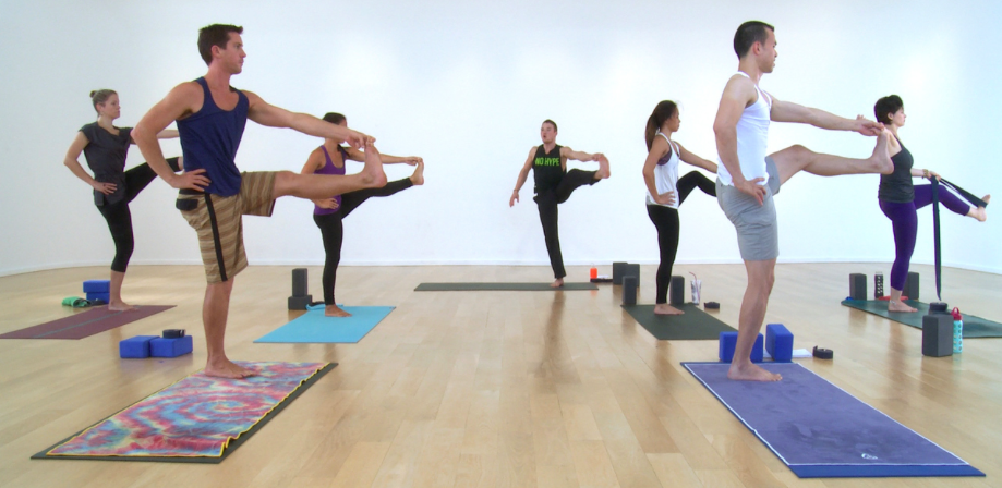 5 yoga classes to help manage expectations