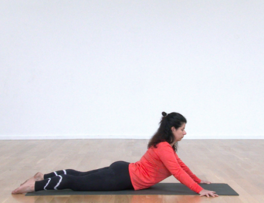 Yoga for Slouching