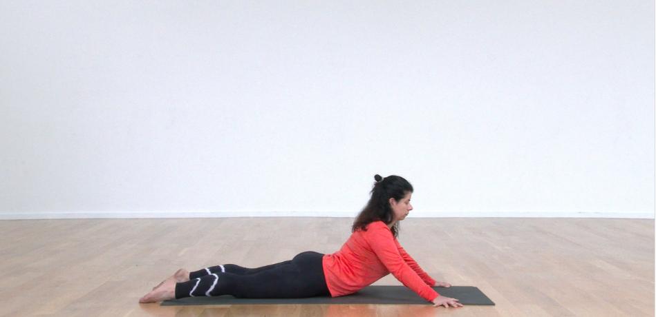 Yoga for Slouching