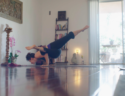 jodi blumstein on yoga