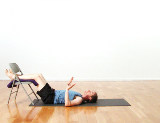 6 restorative yoga classes
