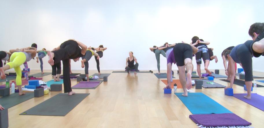 yoga for strengthen
