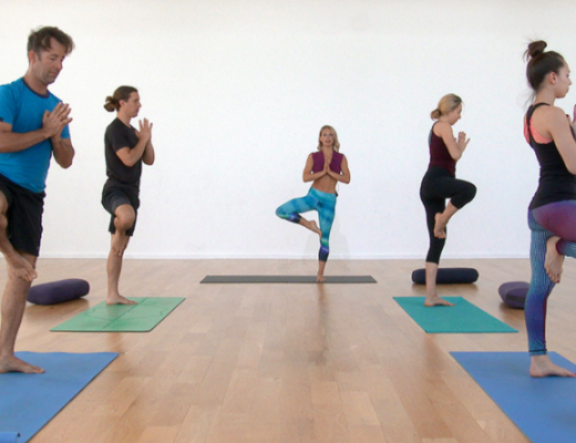 6 Yoga Classes to Remain Calm