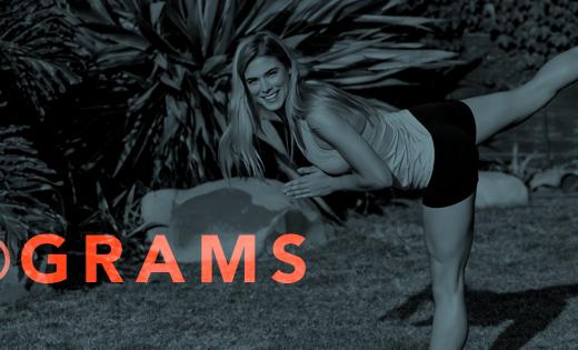 YogaGlo 3-Week Programs for Strength, Calm, Flexibility