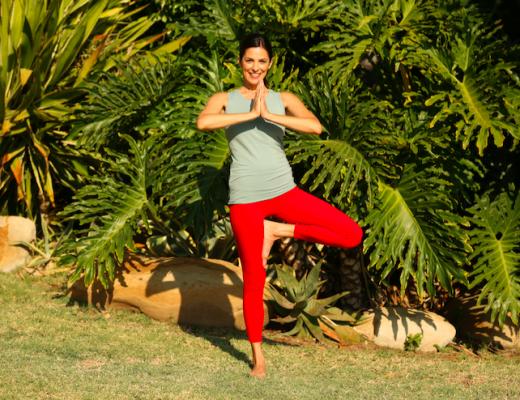 Strength Beginner Yoga Classes