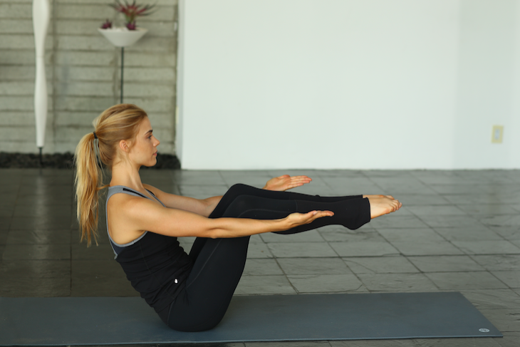 yoga classes for your core