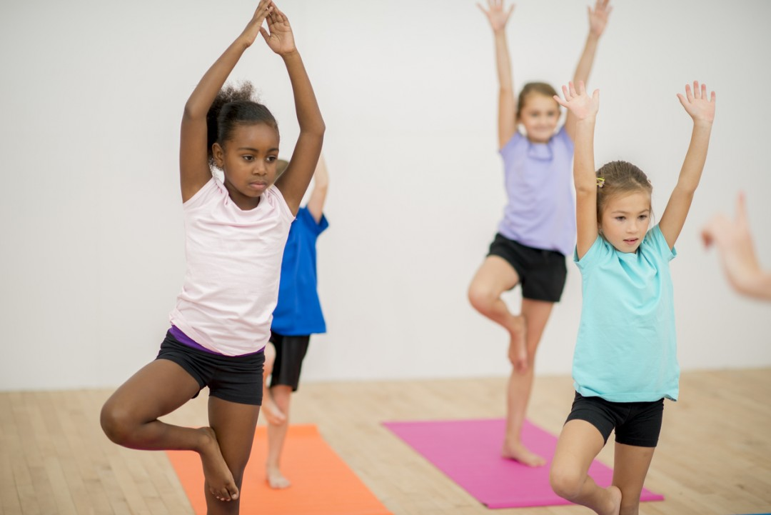 yoga for school kids