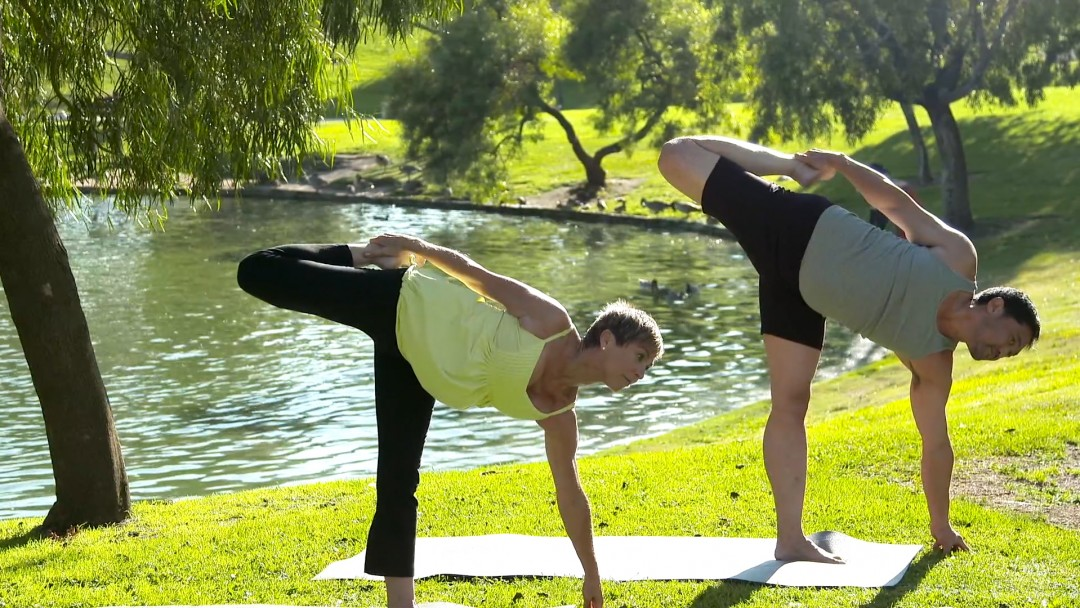 Start Your Week with Yoga and Meditation