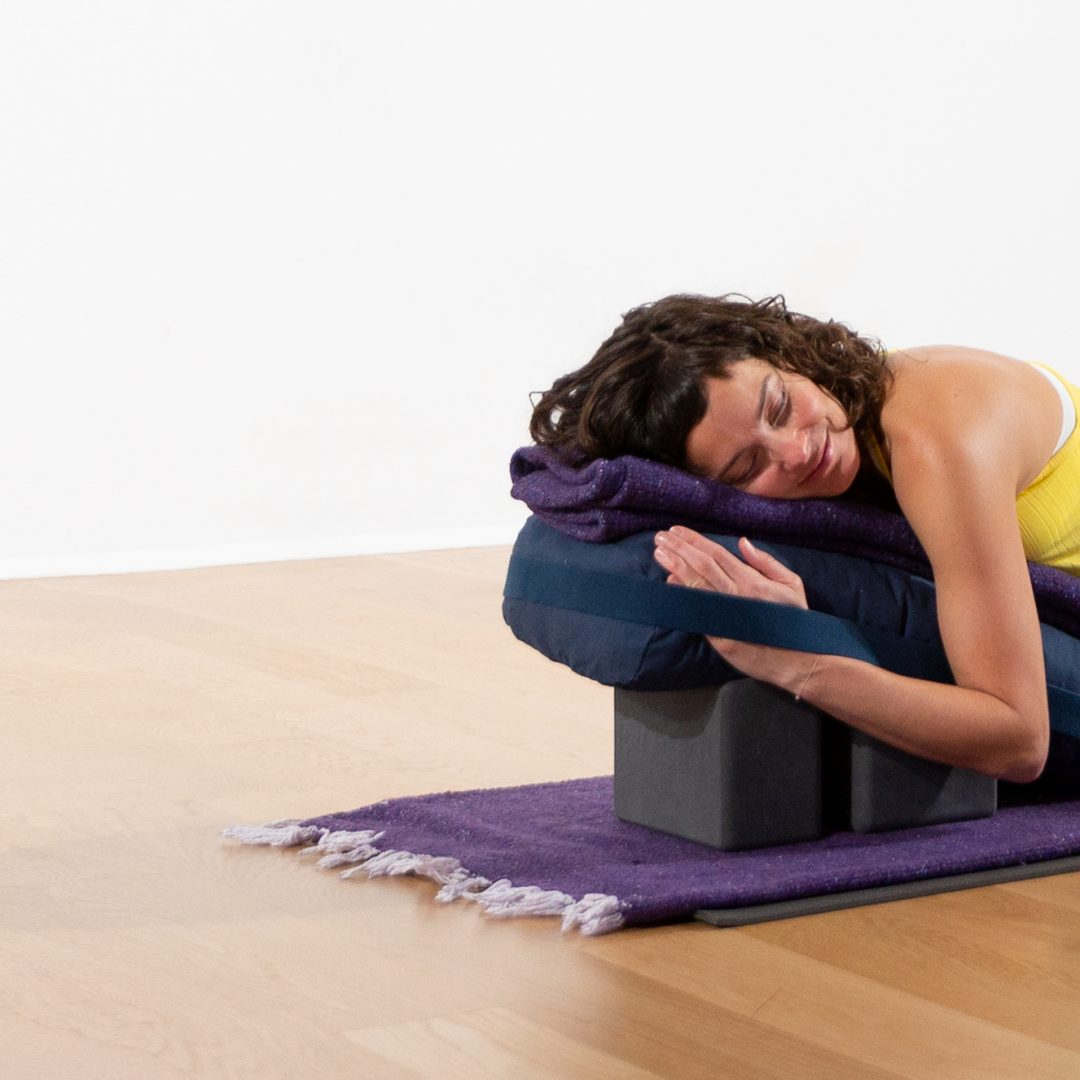 Restorative Yoga Feel Full Again Glo Blog